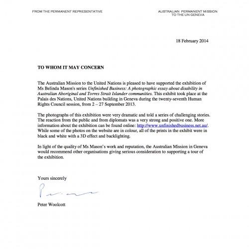 Reference-Ambassador-Woolcott